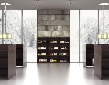 Large scale furniture visualization
