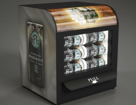 Starbucks cooler