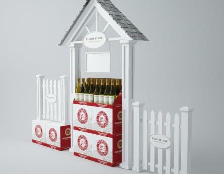 Wine POP displays
