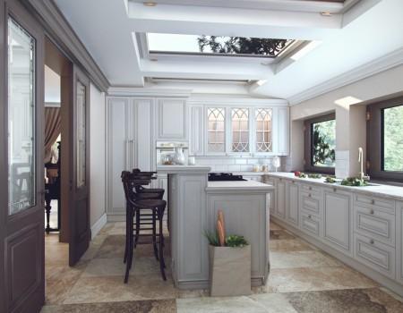Photorealistic interior design